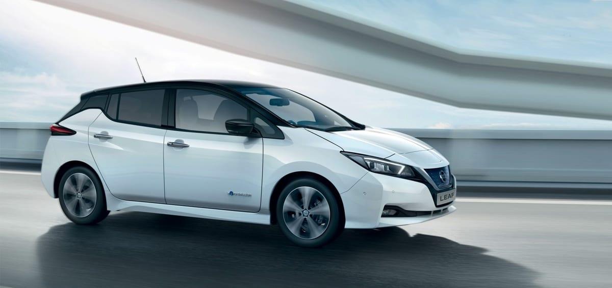Nissan Leaf de Segunda Mano - Mejores Ofertas