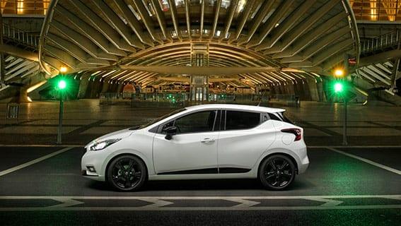 Precio de Nissan Micra de segunda mano
