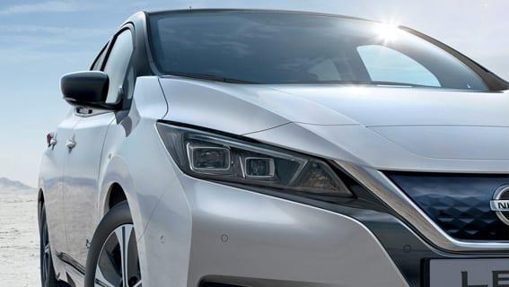 Precio de Nissan Leaf de segunda mano