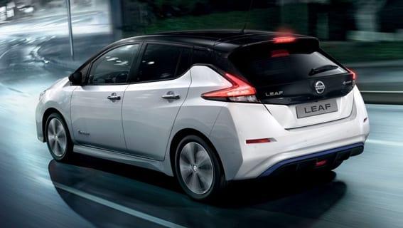 Ofertas de Nissan Leaf de segunda mano