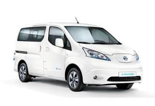 Nissan Evalia 5 plazas