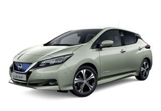 Nissan Leaf N-Connecta 5 puertas