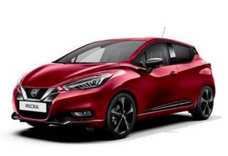 Nissan Micra N-Style Black