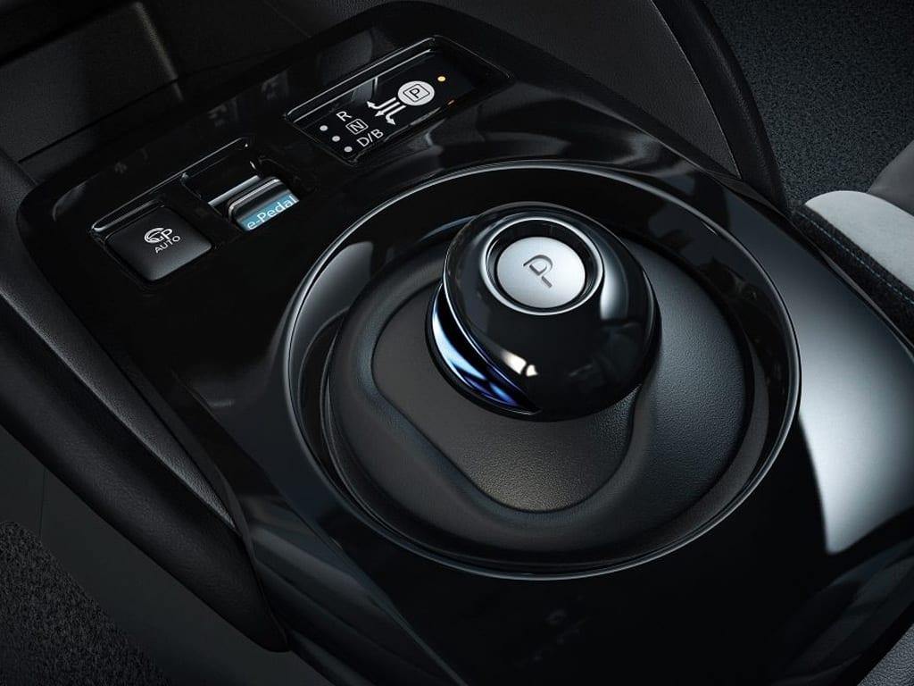 Tecnología e-pedal Nissan Leaf