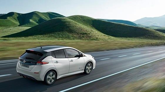 Características y equipamiento Nissan Leaf