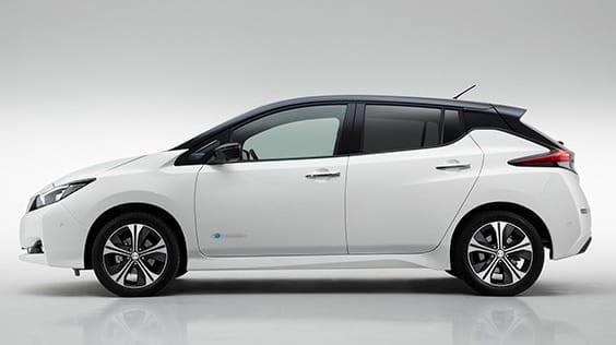 Tecnología del Nissan Leaf