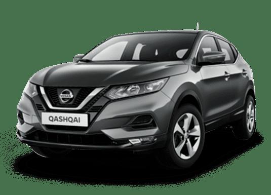 Nissan Qashqai Acenta con pantalla táctil de 7 pulgadas