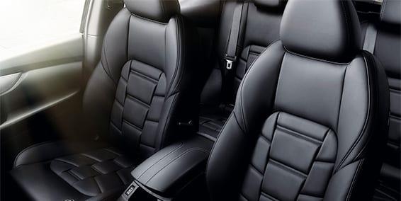 Medidas e interior del Nissan Qashqai
