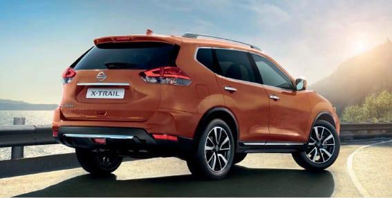 Características y equipamiento Nissan X Trail