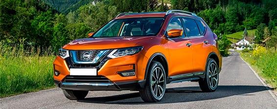 Nissan X Trail motor gasolina