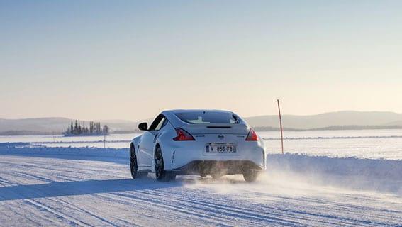 Nissan 370z diseño con inspiración deportiva