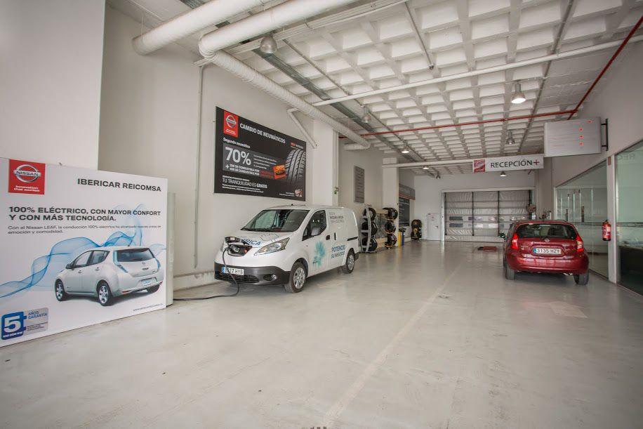 Conoce nuestras instalaciones en Madrid