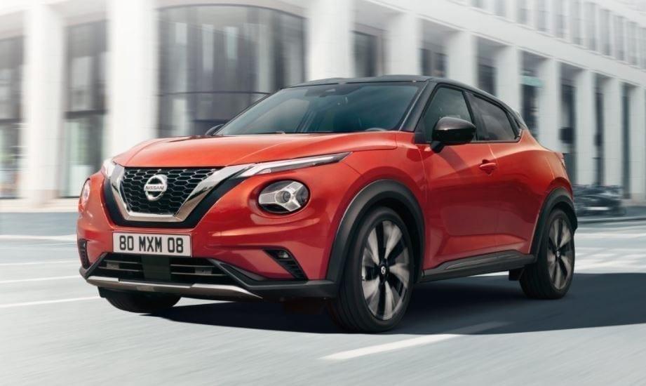 Características y equipamiento Nissan Juke