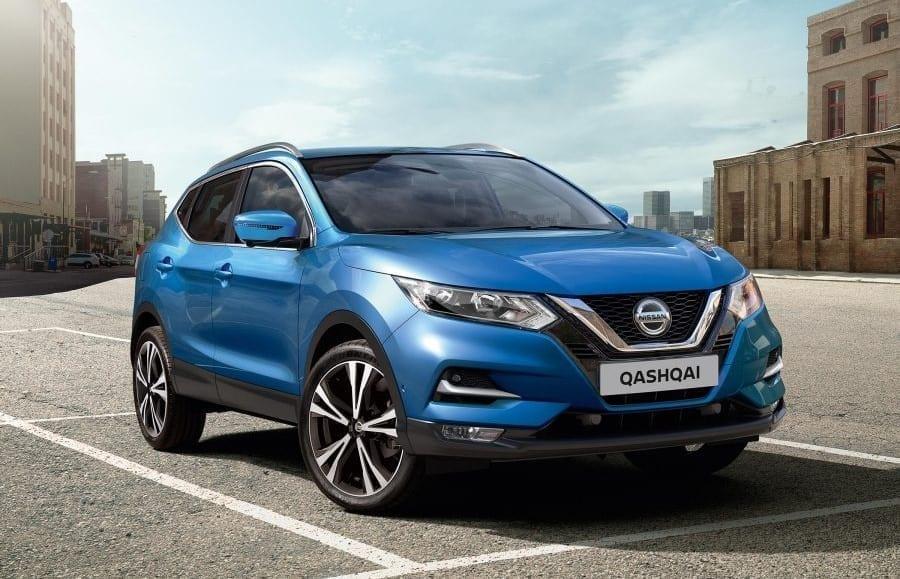 Características y equipamiento Nissan Qashqai