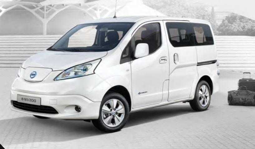 Nissan Evalia 7 plazas