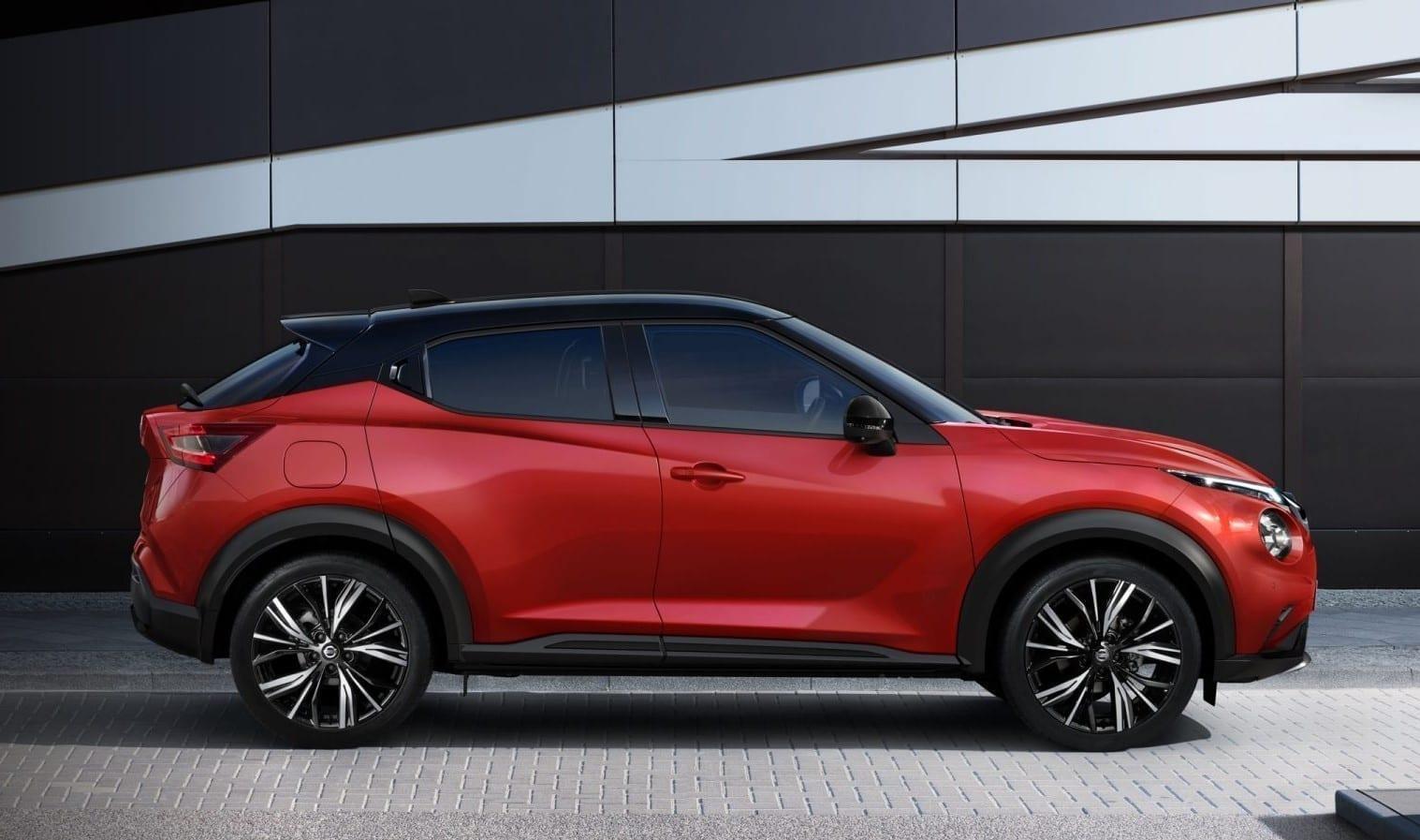 Nuevo Nissan Juke híbrido